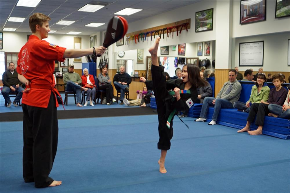Quest Hapkido Belt Testing & Promotions 2016