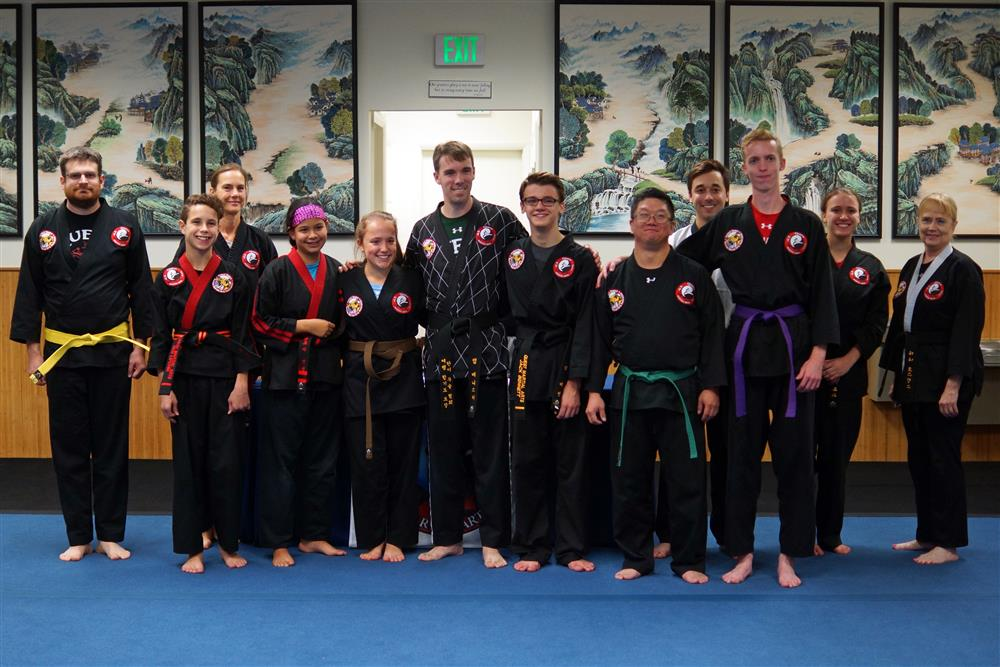 Quest Hapkido Belt Testing & Promotions, September 2018