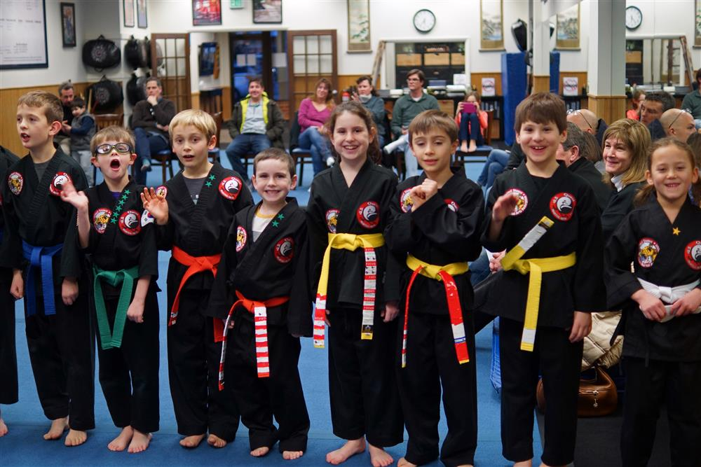 Belt Testing & Promotions January 2019