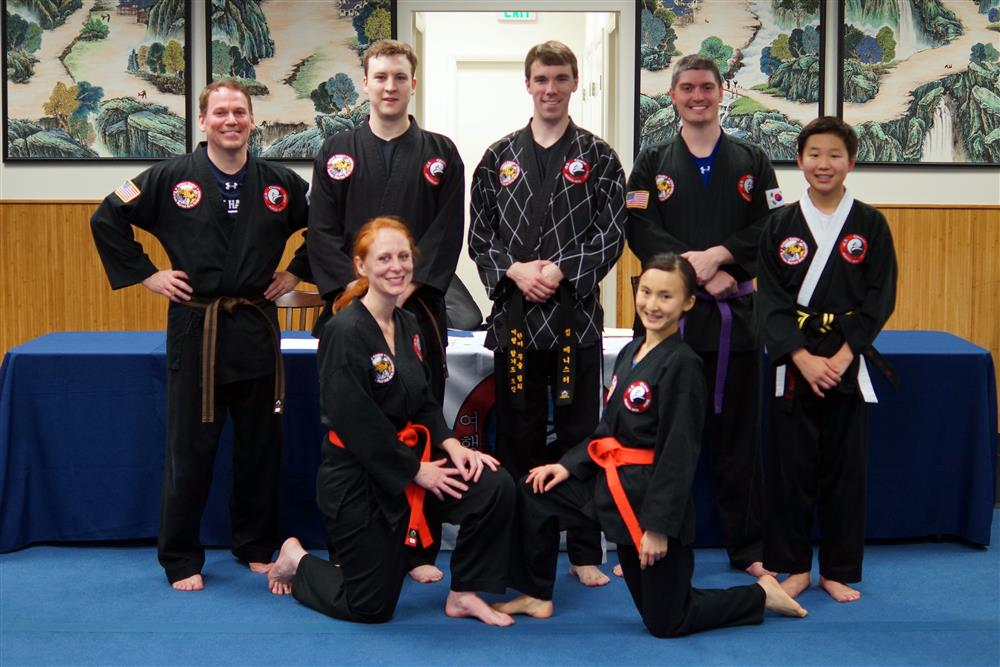 Belt Testing & Promotions January 2018