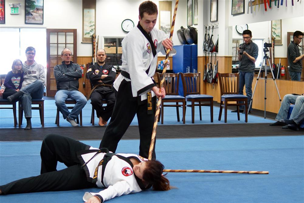 Eric Singer 3rd Dan Black Belt Promotion