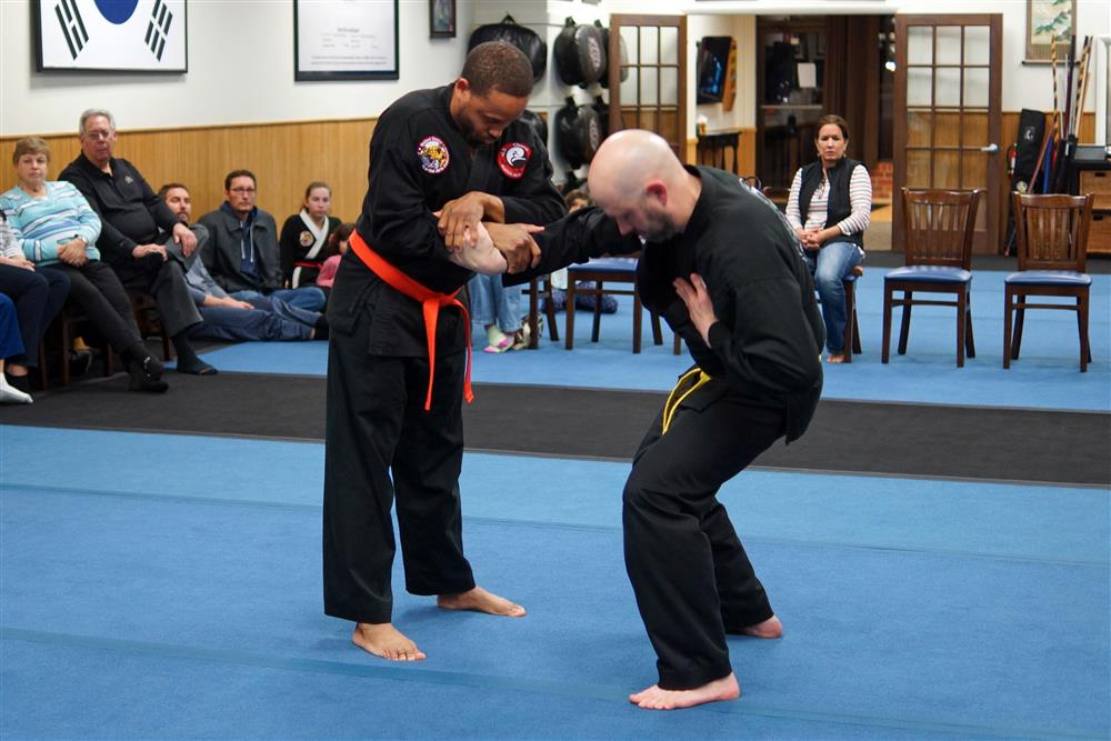 Belt Testing & Promotions March 2018