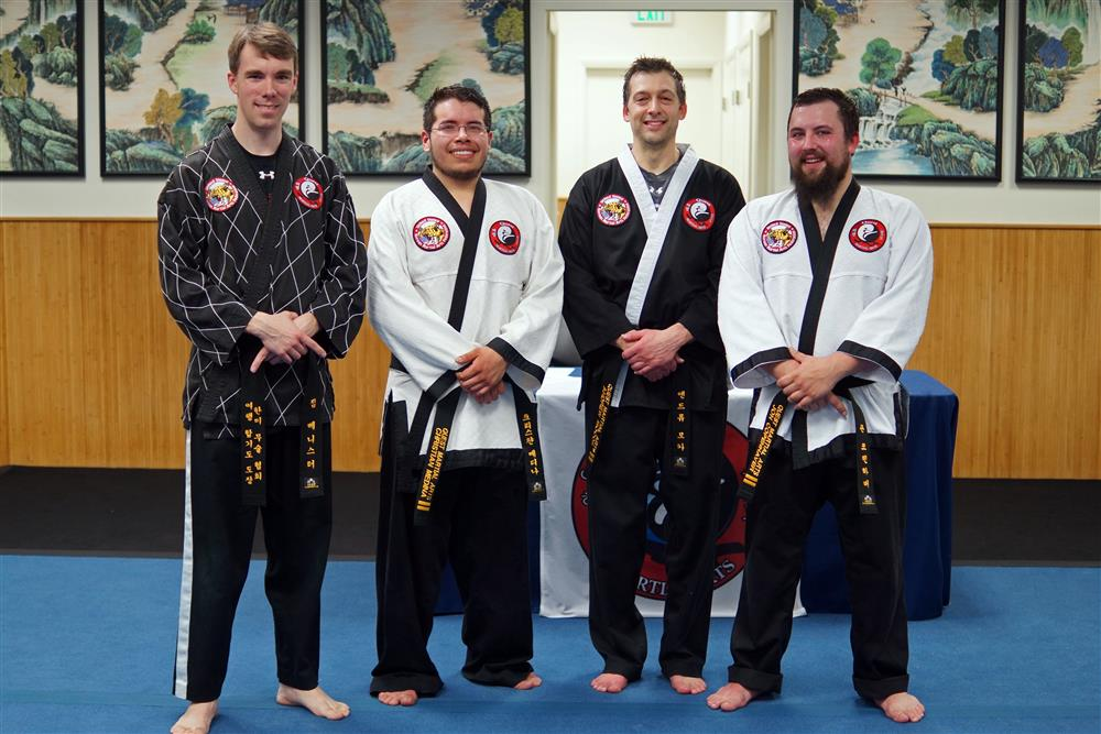 Belt Testing & Promotions April 2018