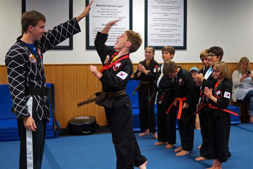 Belt Testing & Promotions August 2018
