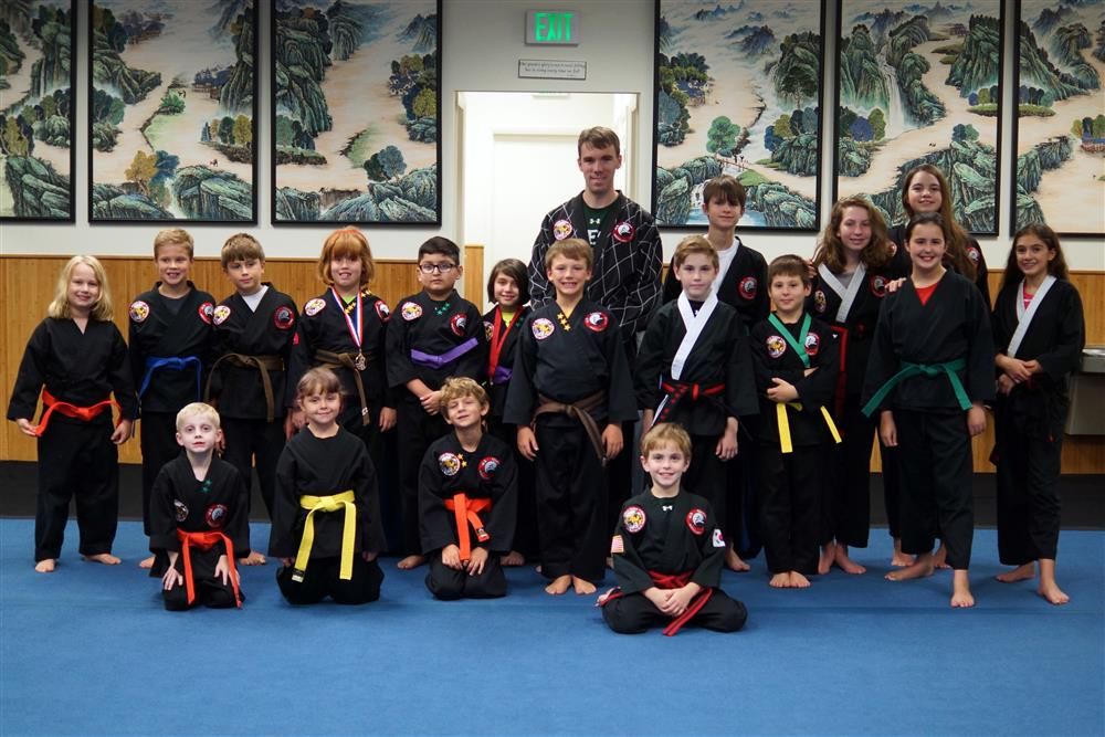Belt Testing & Promotions September 2018