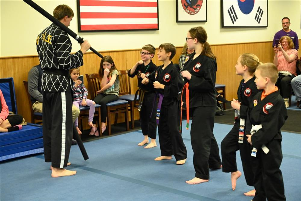 Belt Testing & Promotions January 2020