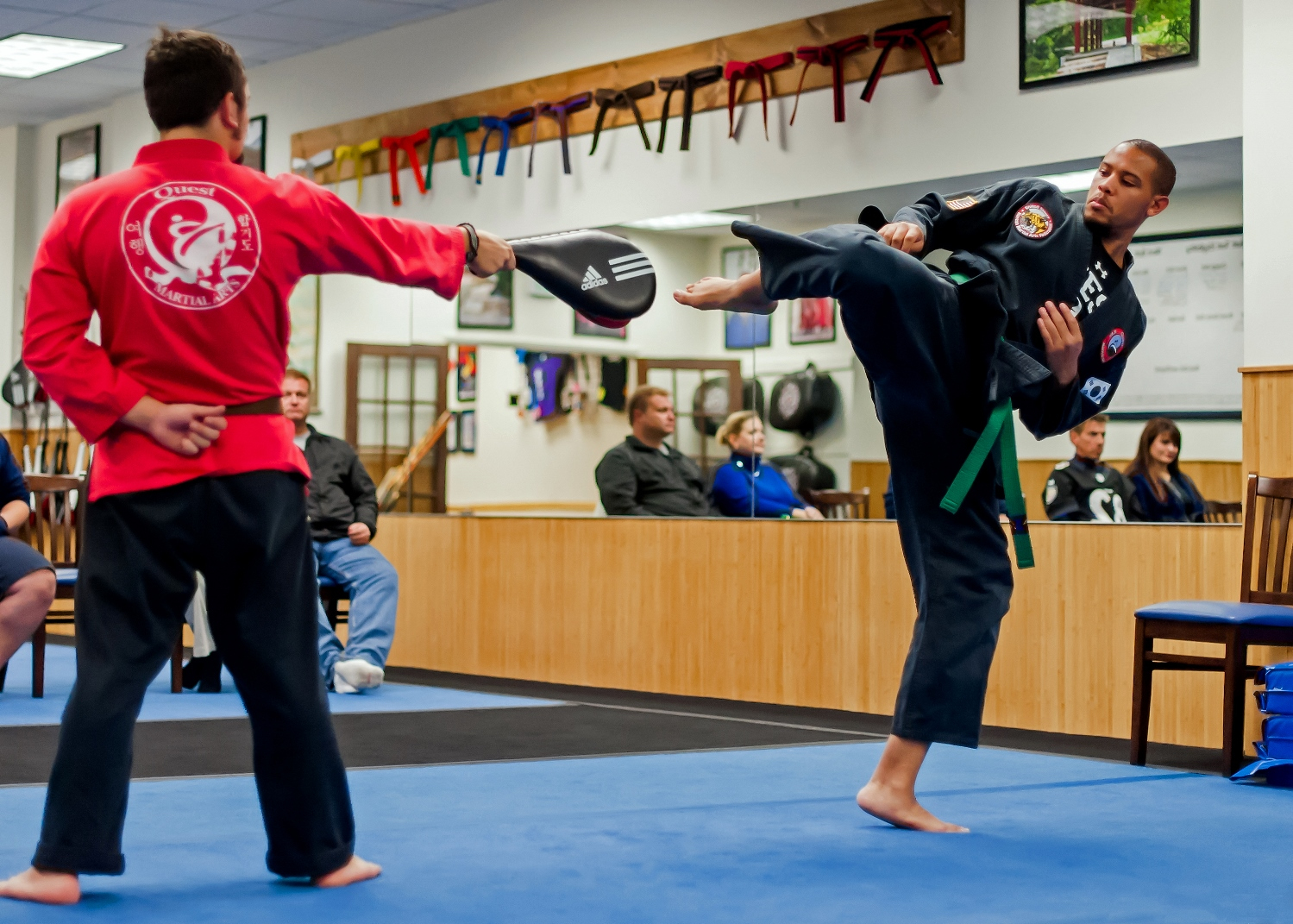 Martial Arts Benefits: Self-Defense, Fitness, Stress Relief
