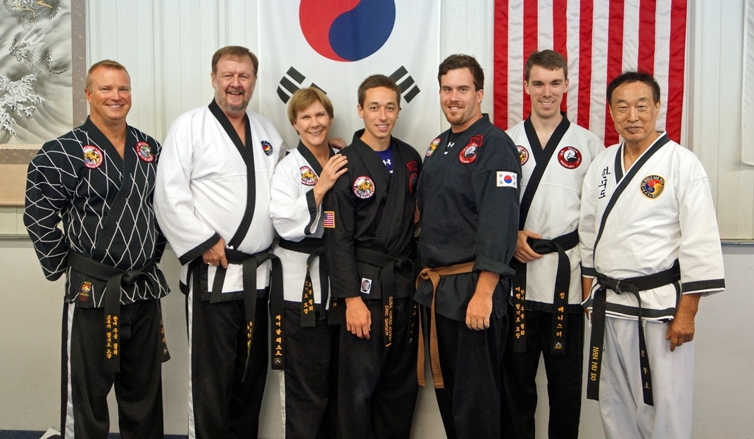 Quest Martial Arts Masters - Jim and Debbie Bannister