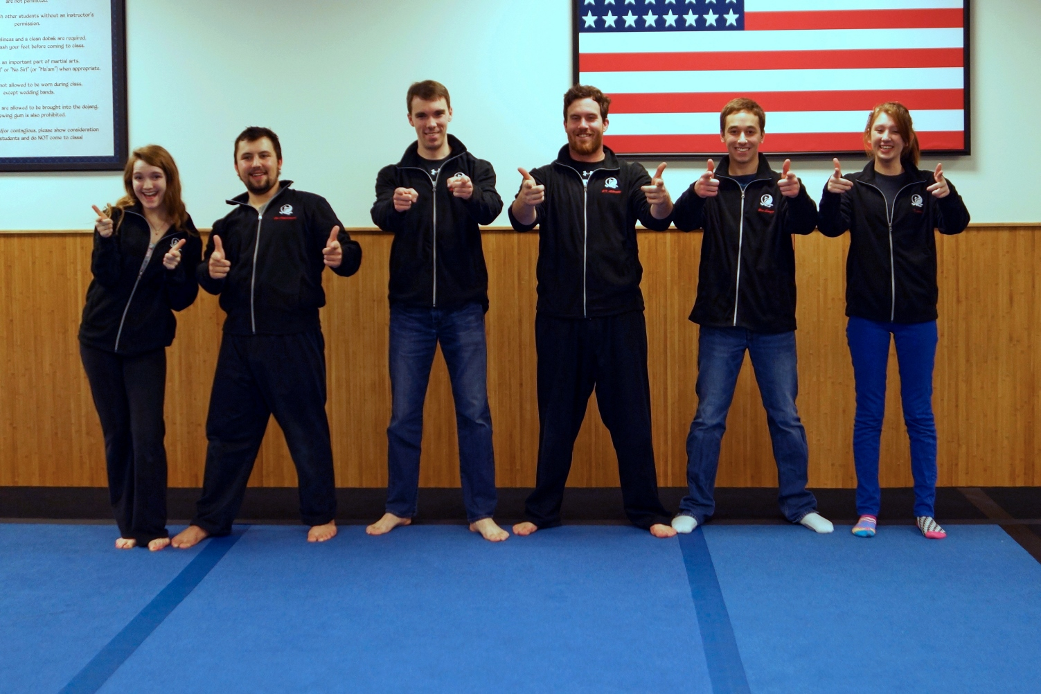 FREE Quest Martial Arts Hapkido & Self Defense Class
