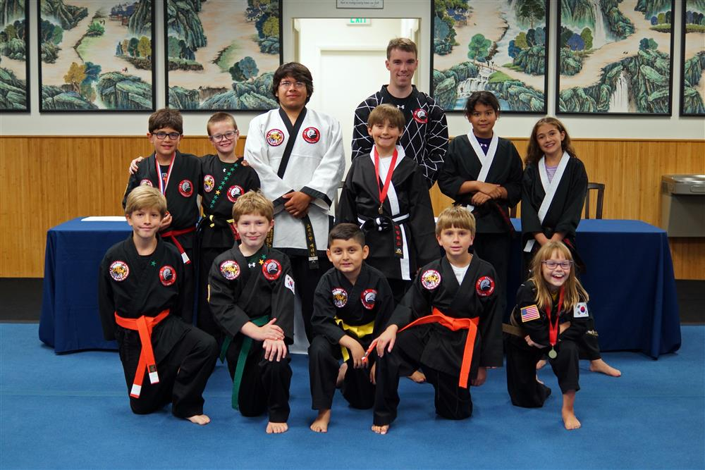 Belt Testing & Promotions August 2017