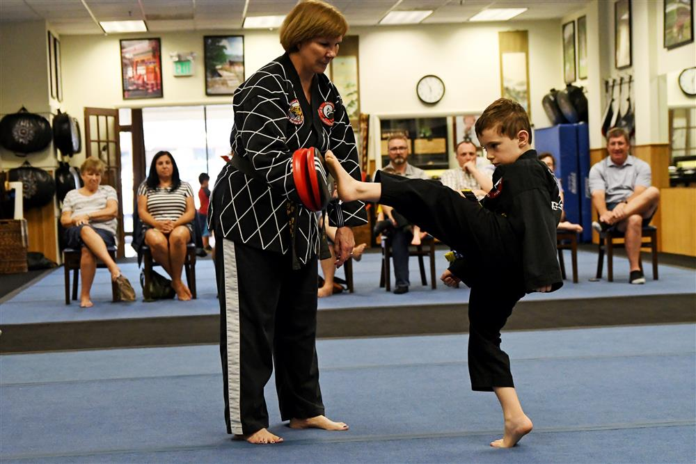 Belt Testing & Promotions May 2019